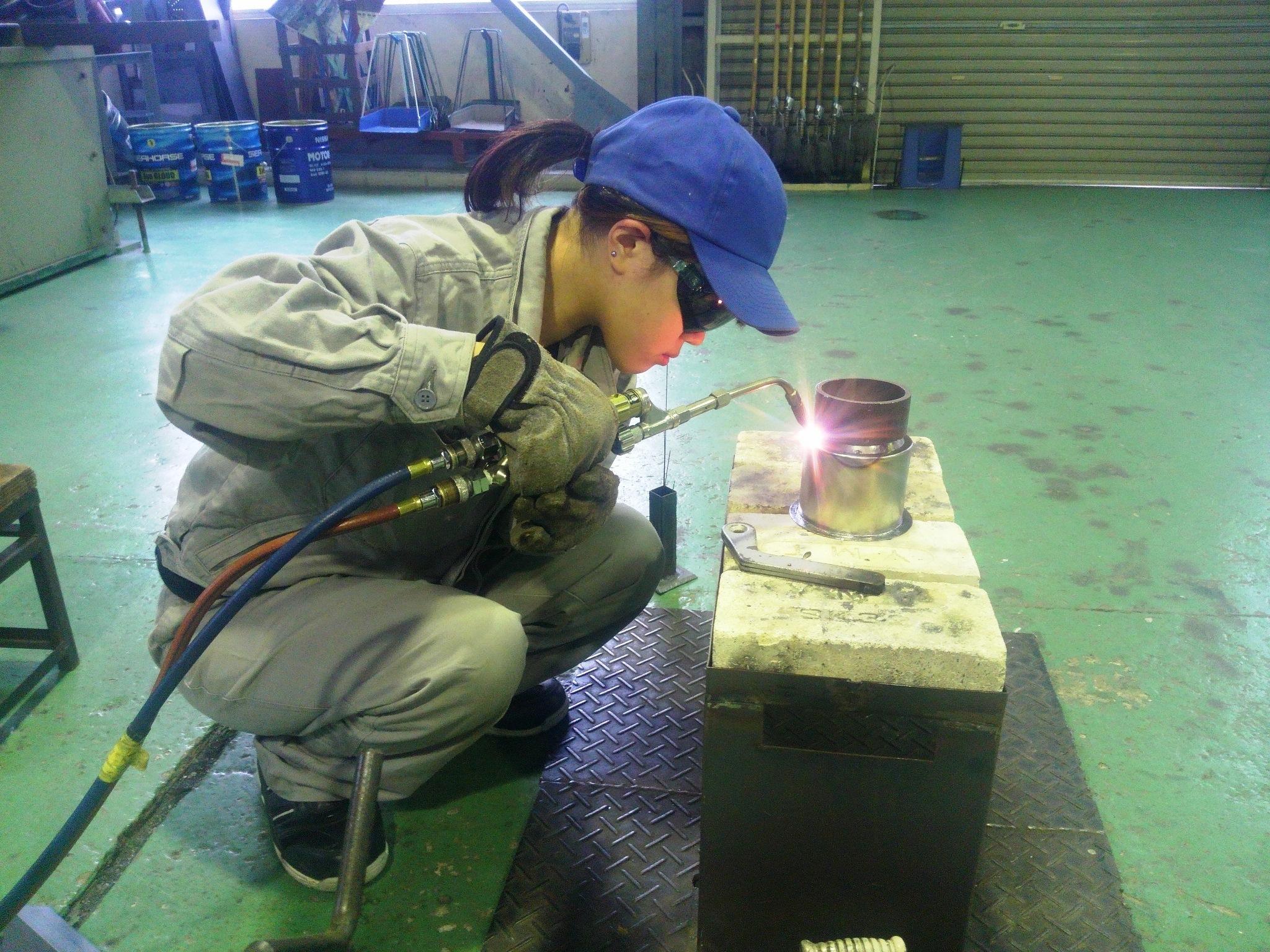 金属加工科
